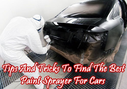 car paint sprayers