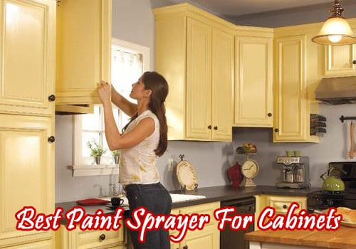 Best Paint Sprayer For Cabinets - Paint Sprayers