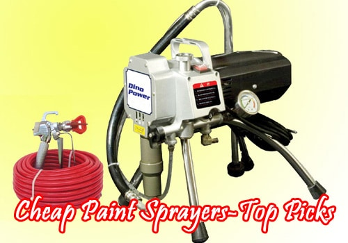 Paint Sprayers 2017 Paint Sprayers