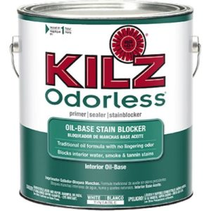 KILZ Odorless Interior Oil-Base Primer
