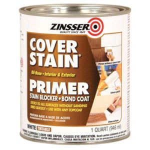 Zinsser 03504 InteriorExterior Oil Primer