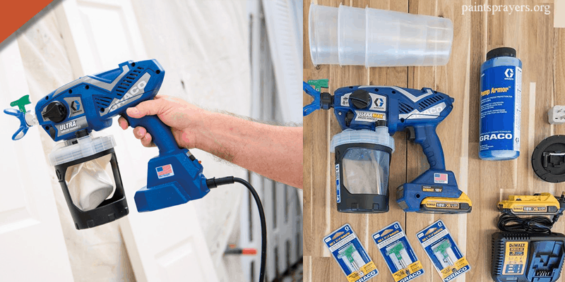 Best Cordless Paint Sprayers
