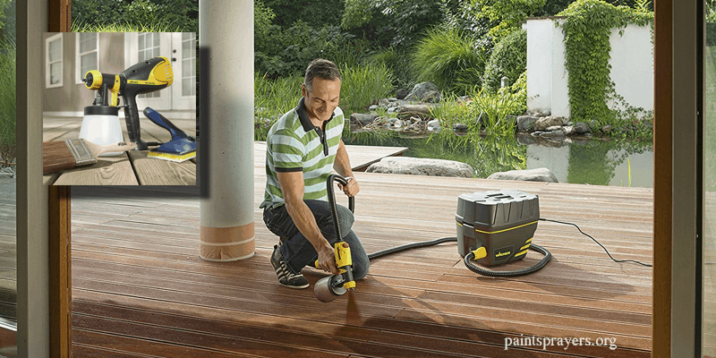 Best Paint Sprayers for Deck Staining