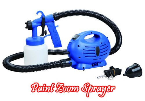 paint zoom sprayer review