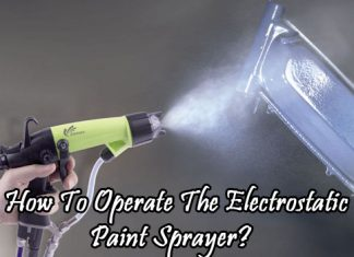 how-to-operate-the-electrostatic-paint-sprayer
