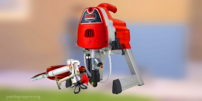 Commercial Paint Sprayer