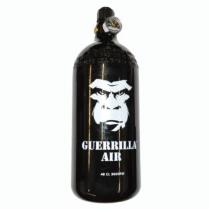 Guerrilla Air Aluminum Paintball Tank