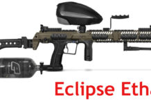 Planet Eclipse Etha 2 paintball gun