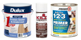 Oil Based Primer for Paint Sprayers