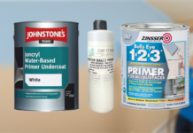 Water-based Primer for Paint Sprayers