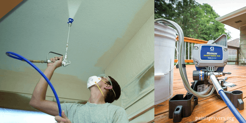 Best Paint Sprayers for Ceilings