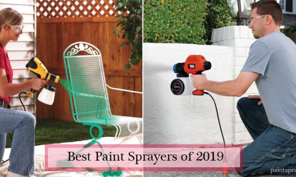 Best Paint Sprayers of 2019