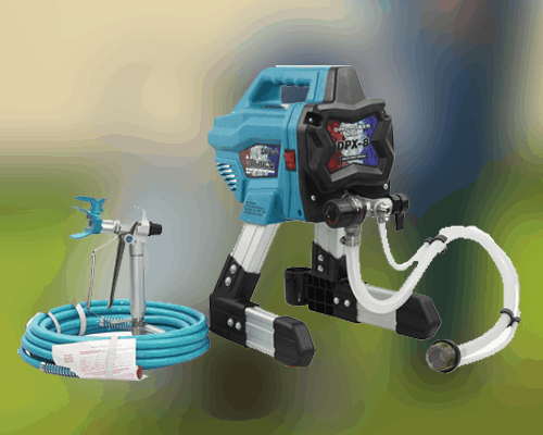 M-Tech Airless Paint Sprayer DPX8
